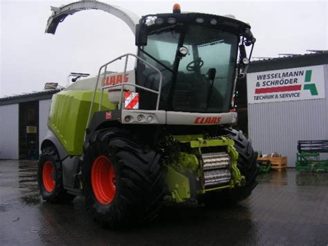 claas jaguar 980 forage harvester technikboerse