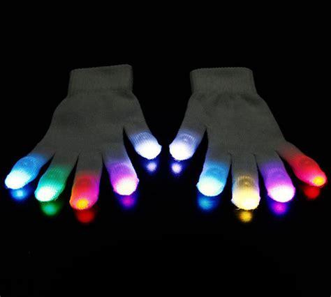 led light gloves cool sh t i buy