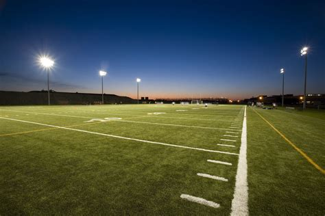 a night at field of light football field wallpaper for home wallpapersafari