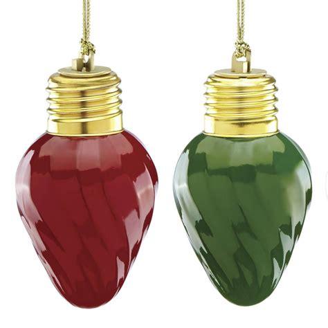 vintage mini christmas lights lenox mini vintage light ornaments 2017 christmas