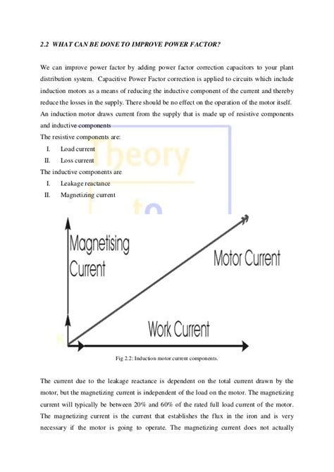 power factor correction theory power factor correction capacitor theory 28 images theory of power in ac circuits iii and