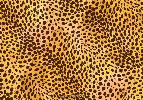 background print vector leopard print background free vector