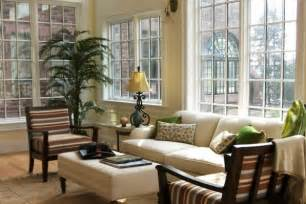 Furnitures interior style vintage sunroom interior with urban stripes
