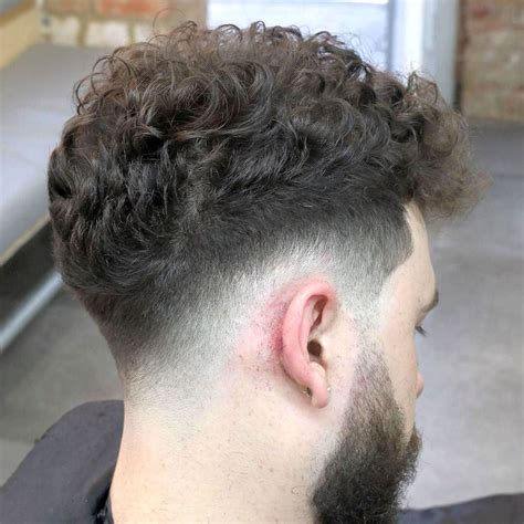 curly hair fade 45 top haircut styles for men