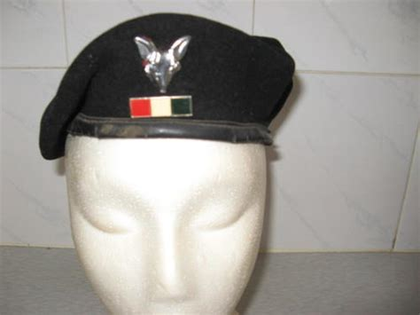 bid or bay south army sadf intelligence corps beret with