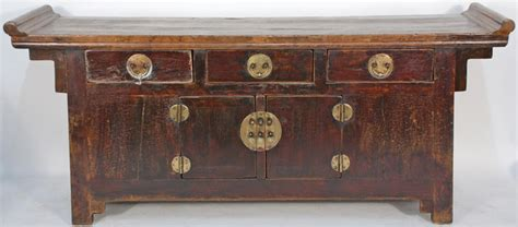 antique furniture buffet sideboard cabinet 150 years old antique chinese rustic console cabinet asian buffets
