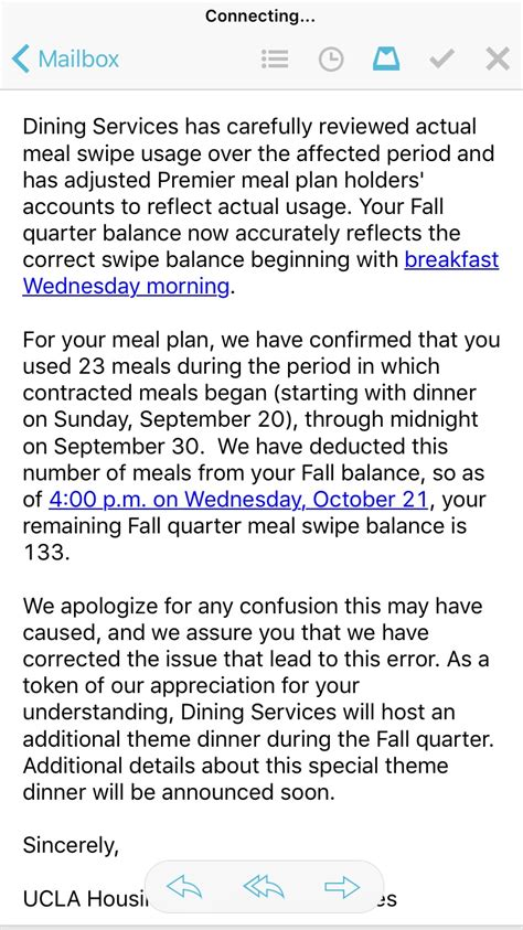 How Many Swipes Students Lost In Ucla Housing S Meal Plan Ucla Housing Meal Plan
