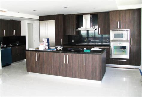 Modern Style Kitchen Cabinets The Variety Of Modern Kitchen Cabinets Designwalls