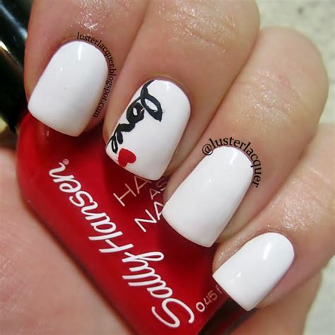 nails for valentines 22 nail designs for your s day pretty