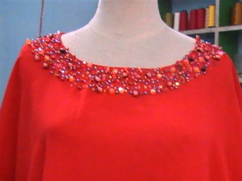 Modiste Kebaya Pink blouse modiste putri