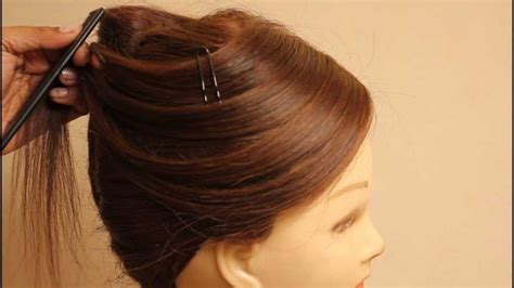 do it yourself updos for medium length hair simple and effortless updos for medium hair to do yourself