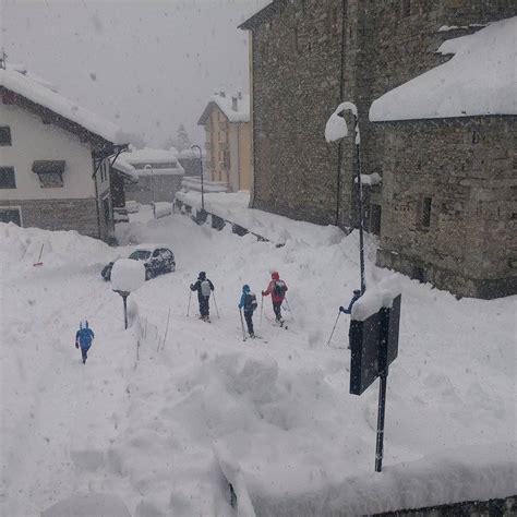prato nevoso web tanta neve sulle alpi le foto da macugnaga e prato nevoso