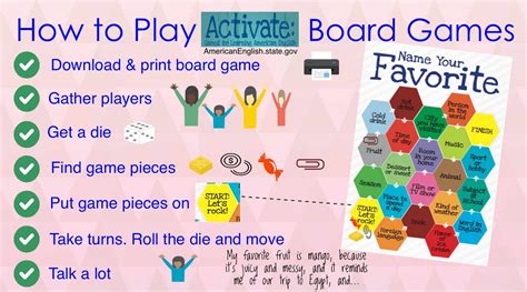 Or How To Play Play Activate Board With Us Teachers Everywhere