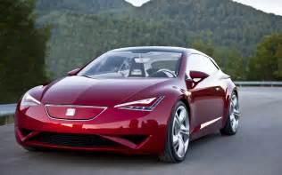 Electric Car Images Seat Electric Concept Car Xcitefun Net