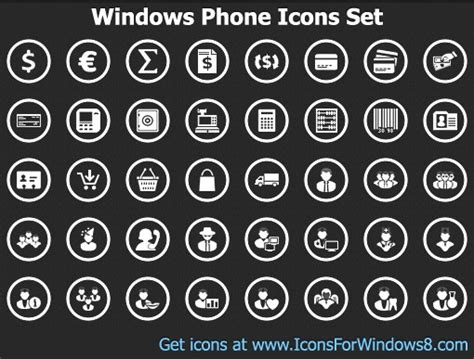 Windows Phone Icon Picture And Images
