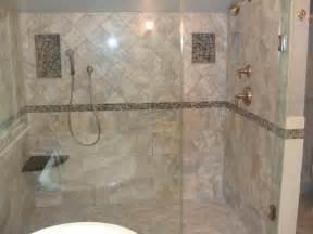 Practical doorless shower designs shower design ideas