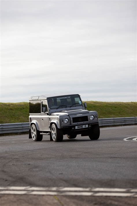 icon land rover 2012 defender icon sport wagon review and pictures evo