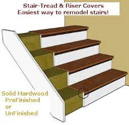 How To Cut Stair Treads And Risers by Replacement Stair Treads Stair Treads And Riser Covers
