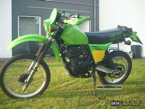 Shock Klx 250 1982 Kawasaki Klx 250 B Twinshock