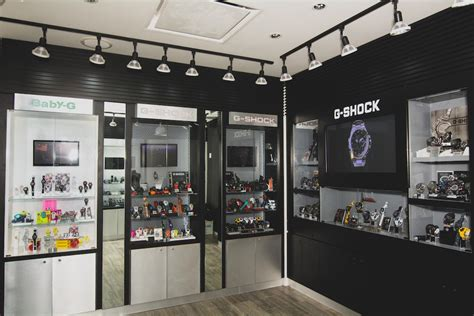 Baby G Casio Gls 5600 Pink g shock opens g factory in mexico
