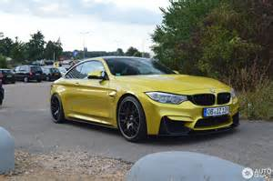 2010 Bmw M4 Bmw M4 F82 Coup 233 9 October 2016 Autogespot