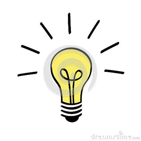 Light Bulb Symbol by Light Bulb Icon Stock Vector Image 40573236