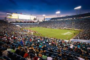 Where Is The Jaguars Stadium Everbank Field Jacksonville Jaguars Football Stadium