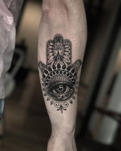 protection tattoos for men 80 best hamsa designs meanings symbol of