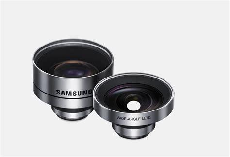 Harga Samsung S7 Lens Cover duo lens cover ini bikin jepretan galaxy s7 makin dramatis
