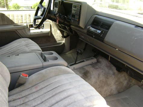 94 Suburban Interior by 1992 Chevy Suburban 312896 At Alpine Motors