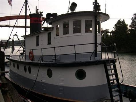 liveaboard tugboat for sale liveaboard retired tugboat for sale pinterest boating