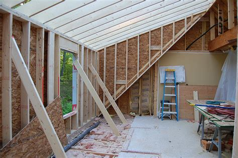 Shed Dormer Construction by Day 9 Framing The Dormer Flickr Photo
