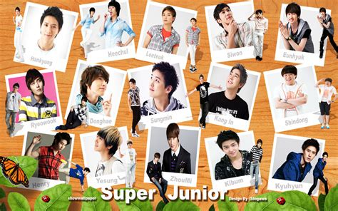 super junior super junior super junior wallpaper 32787237 fanpop