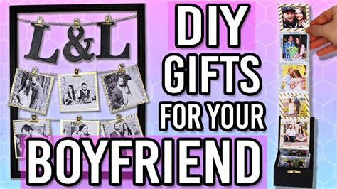 to make for your boyfriend diy gift ideas for your boyfriend husband thoughtful diy