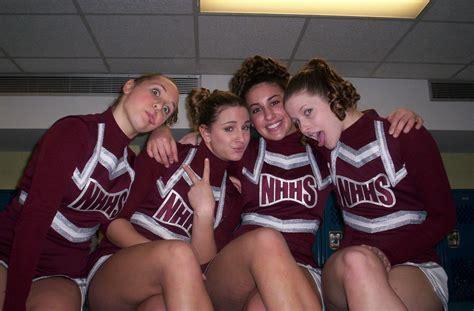 north haven ct high school cheerleaders nhaven girls