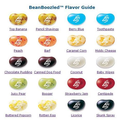 jelly belly bean boozled trick 1 2 3 lbs ebay