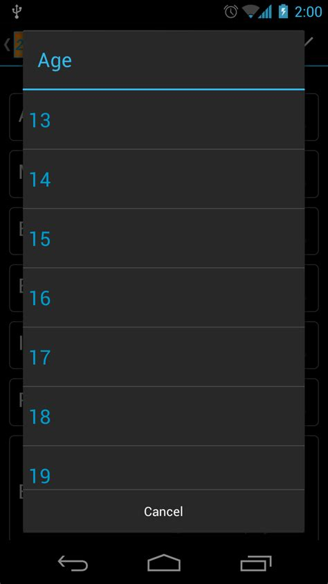 android layout weight listview android why isn t my listview dialog transparent