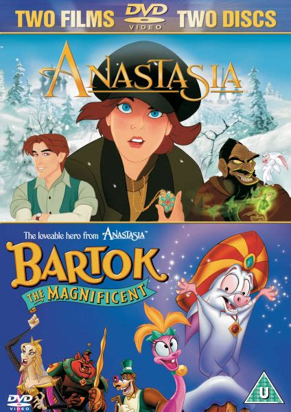 Product Find Anatasia The Browserava 2 by Bartok The Magnificent Dvd Zavvi