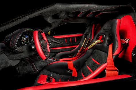 Ferrari Qualit T by Exotic Sin Cars R1 550 With Pagani Quality By Vilner