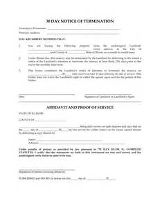 30 day eviction notice template best photos of printable tenant eviction notice 5 day