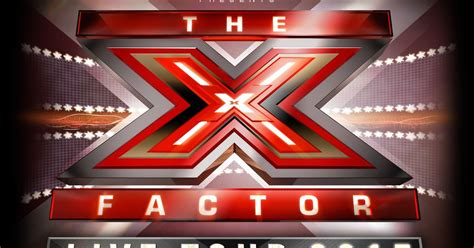 x factor x factor tour artists encourage liverpool fans to make a