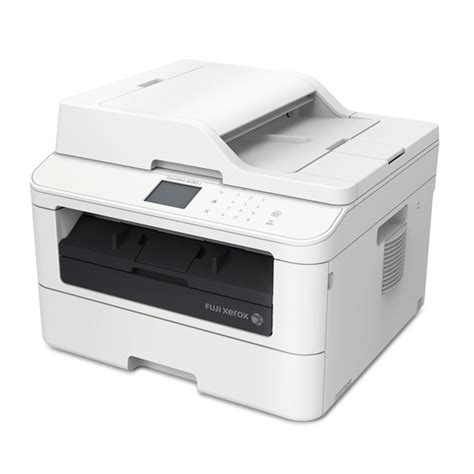 Printer Fuji Xerox Docuprint M265z fuji xerox docuprint m265 z monochrome multifunction