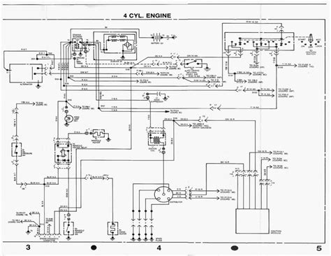 deere 4440 starter wiring diagram wiring diagram