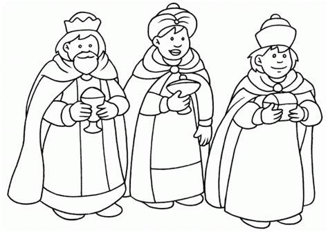imagenes reyes magos infantiles para colorear maestra de primaria dibujos de los reyes magos para