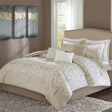 madison park beatrice 7 piece comforter set