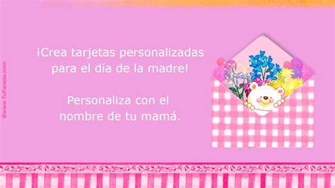 tarjeta de invitacion para el dia de los jardines crea postales del d 237 a de la madre