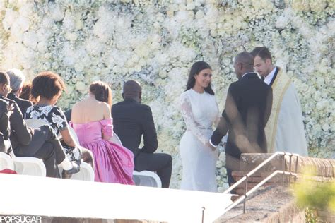 kanye west wedding and kanye west wedding pictures 2014