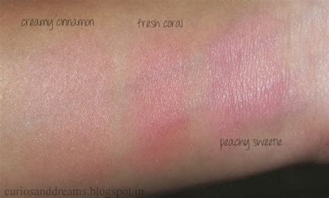 Maybelline Cheeky Glow Wooden curios and dreams makeup and product reviews