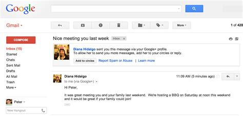 email from google google comes up with a new way to infiltrate the gmail