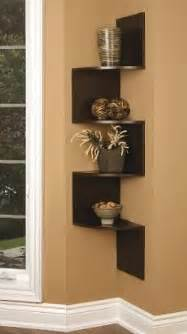 Corner Picture Frame Shelf by Picture Frame Shelves On 60s Furniture Thrift